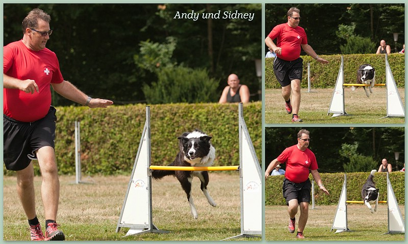 Andy u. Sidney