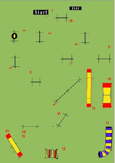 A1 Parcour