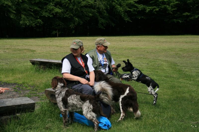 Wolf, Martina und ihre Hunde