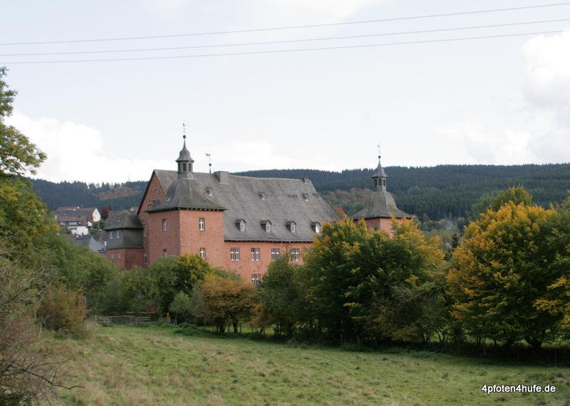 Schloss von Oberhunden